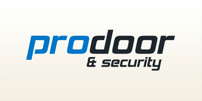 ProDoor & Security - Logo