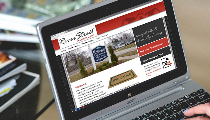 River Street Management - Website