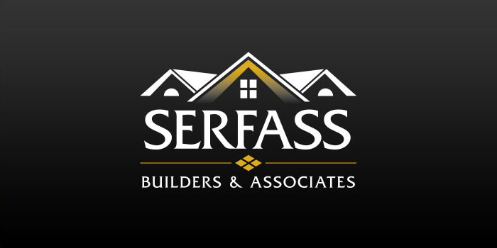 Serfass Builders & Associates - Logo