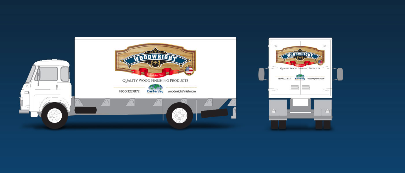 Woodwright - Vehicle Graphics
