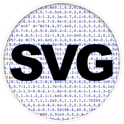 Convert Inline SVG to an Editable Vector File